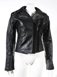 skinnjacka dam skinnjacka modus classic leather