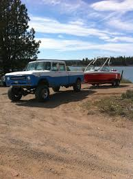 Old Ford Truck Accessories - anyone tow with a old truck boats accessories u0026 tow vehicles