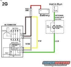 ford 2g alternator wiring ford free wiring diagrams