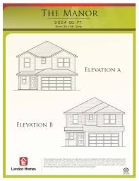 new house floor plans st augustine florida landon homes manor at castine cove