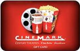 theater gift cards free 20 cinemark gift card century theaters cinearts