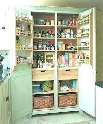 kitchen food pantry cabinet standing kitchen pantry epicsafuelservices com