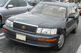 1994 lexus ls 400 information and photos zombiedrive