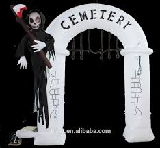 airblown halloween day inflatable archway buy halloween