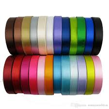 cloth ribbon 1cm 2cm cloth polyester fiber ribbon garment accessory plain