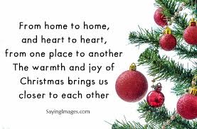christmas quotes sayings wishes messages family bond quotes
