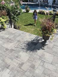 Granite Patio Pavers Nicolock Ridge Xl Granite City Blend Paver Shield