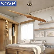 decorative ceiling fans with lights sove village bronze wooden dc ceiling fan remote control wood