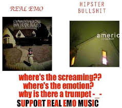 Emo Band Memes - this is what true emo is s emo