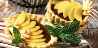 jeux de cuisine tarte au chocolat tarte mangue chocolat facile et pas cher recette sur cuisine