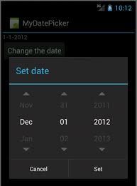 timepicker android android 4 datepicker timepicker and clocks 2018