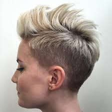 punk 101 mohawk hairstyles for women that really rock