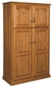 alder wood driftwood madison door kitchen pantry cabinets