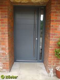 Wide Exterior Doors by 25 Modern Front Door With Wood Accents Home Design And Interior