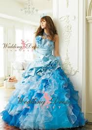 blue wedding dresses gothic bridal alternative bridal