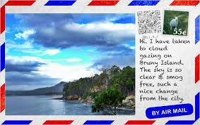 fashioned postcards an homage to bruny island the taste of