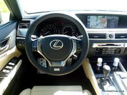 lexus gs 450h luxury line first drive lexus gs 450h u2013 front seat driver
