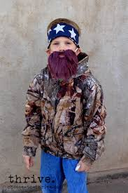 Halloween Costumes Duck Dynasty Thrive 100 Simple Halloween Costumes