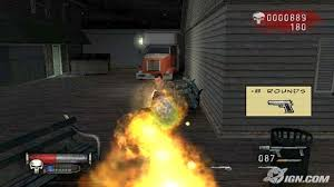 the punisher apk the punisher ps2 iso for apk android mobile and pc
