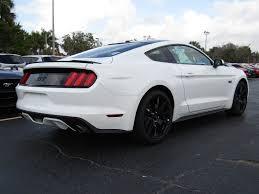 2008 Mustang Gt Black New 2017 Ford Mustang Gt Premium 2dr Car In Sarasota H5270799
