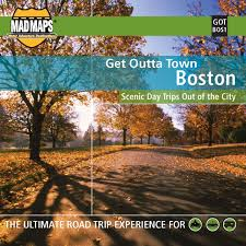 Road Trip Map Mad Maps Gotbos1 Get Outta Town Scenic Road Trips Map Boston