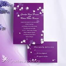 purple wedding invitations cheap purple wedding invitations invitesweddings