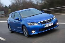 lexus hatchback 2011 lexus ct200h 2011 car review honest john