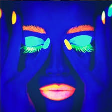 glow in the makeup brights
