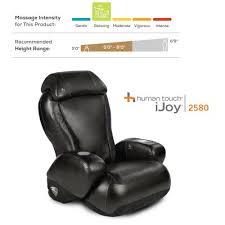 human touch ijoy 2580 premium robotic massage chair u0026 reviews