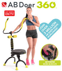 Gym Chair As Seen On Tv Ab Doer 360 Official Site Thane Direct Usa