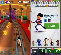 subway surfers modded apk subway surfers apk las vegas mod unlimited free