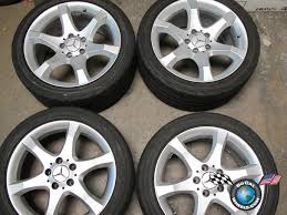 mercedes 17 inch rims 07 mercedes mbz c c230 c350 factory 17 wheels tires oem w203