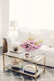 Sofa Table Decor by Best 25 Coffee Table Styling Ideas Only On Pinterest Coffee