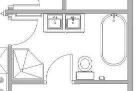 bathroom design layout personalized modern bathroom design created by ergonomic space