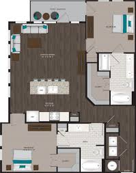 Luxury Apartment Floor Plans Where To Find Luxury Apartment Layouts In Denver Alexan West