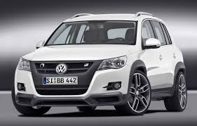 volkswagen tiguan black vw cars volkswagen tiguan tuned by b tuned cars your