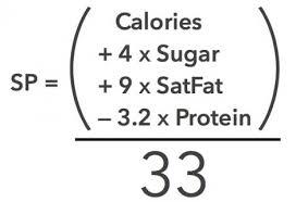 Table Sugar Formula Calorielab Weight Watchers Smartpoints Formula In Detail A Step