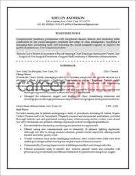 Travel Nurse Resume Sample by L U0026d Nurse Resume Example Im A Nurse Pinterest Nursing Resume