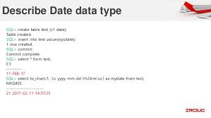 format date yyyymmdd sql date data type and globalization in oracle
