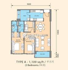 condo layout condo for sale at fortune park seri kembangan for rm 450 000 by