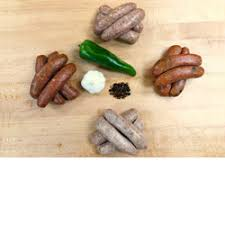 gourmet sausage gourmet sausages buy online from fossil farms