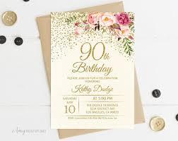 birthday invitations birthday invite etsy