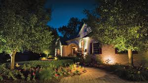 outdoor lighting landscape lights leds post lanterns path