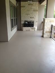Painting A Cement Patio by Painted Concrete Patio Makeover Patio Makeover Paint Concrete