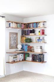 livingroom shelves 13 simple living room shelving ideas diy projects