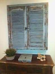 shutter tv wall cabinet rustic shutter tv wall cabinet strangetowne tips to install
