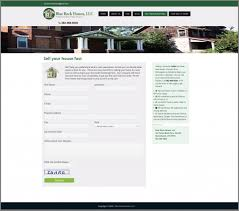 website design for real estate investor delaware graphic design