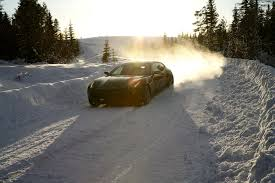 lexus awd in snow ferrari ff shows off its awd in snowy new pictures updated with