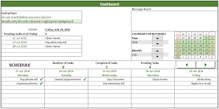 Task Management Excel Template Free To Do List Template In Excel To Create Manage Tasks To Do