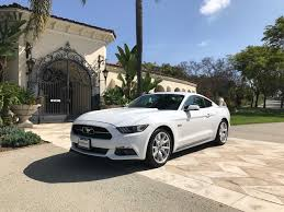 ford mustang limited edition 2015 ford mustang gt 50 years limited edition san diego ca